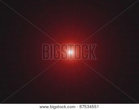 Lens Flar Background