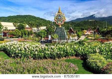 Royal Flora Ratchaphruek - Biggest Park in Chiang Mai