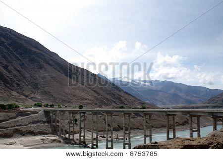 Yarlung Zangbu River