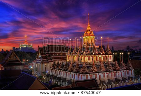 Metallic Castle