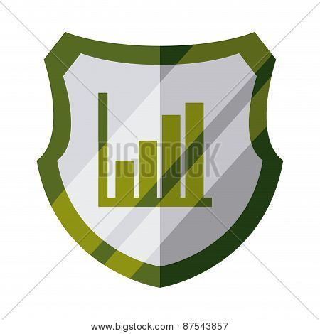 statistics design shield