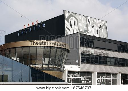 The Lucent Dance Theatre Is Home To The Dutch Dance Partnership Dance Theatre