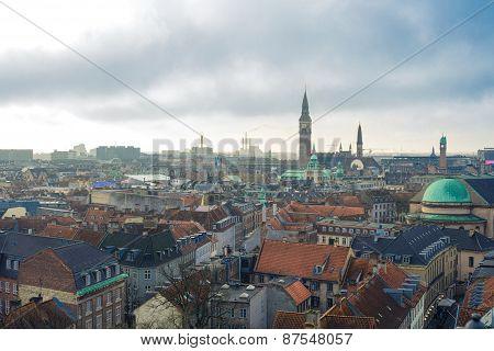 Cloudy Copenhagen