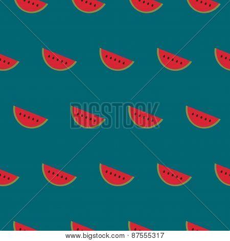 Cute watermelon pattern
