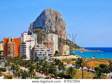Summer Resort Calpe, Costa Blanca
