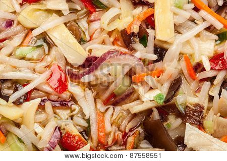 Fresh Chinese Vegetable