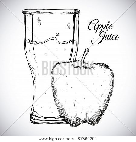 fruit juice design