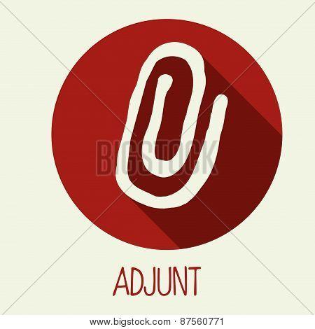 adjunct icon