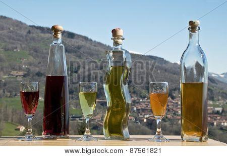 triptych liquor