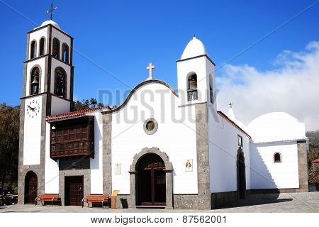 San Fernando church, Tenerife
