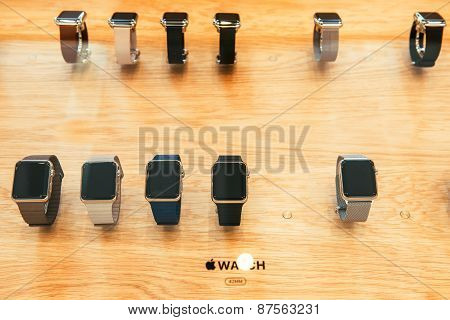Apple Watch colection