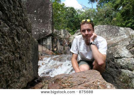 Jungle Hiker