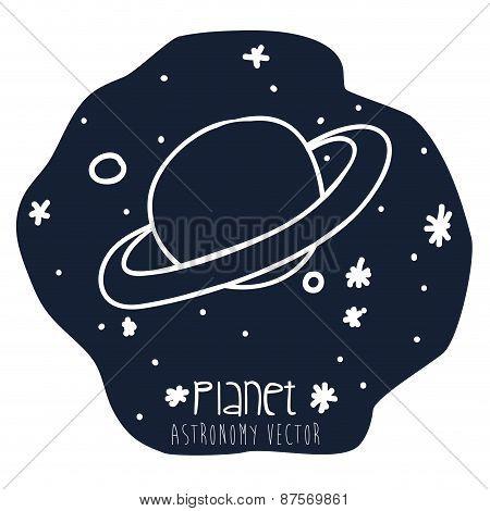 planet drawn