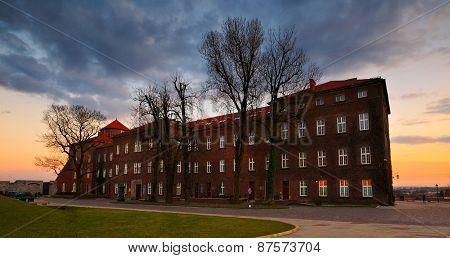 Architecture in Krakow.