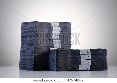 Bundle of the Malaysia Ringgit