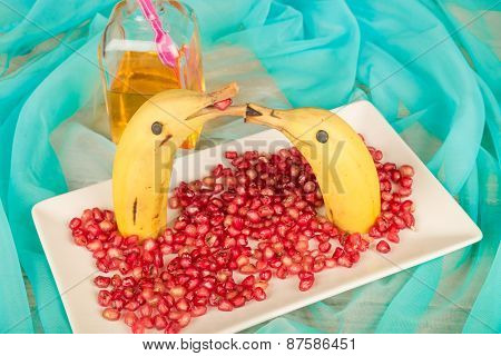 Fruity Dolphins