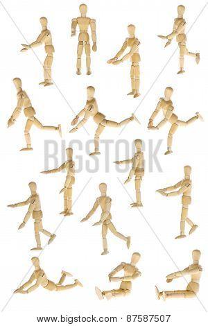 Artist Mannequin Model