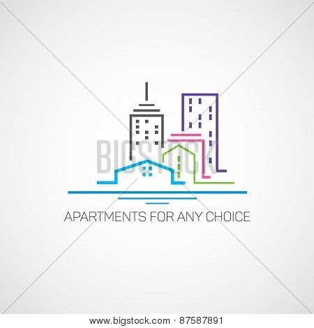 Apartments For Any Choice.