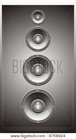Isolated Loudspeaker