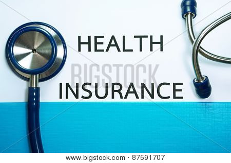 Medical Insurance Concept