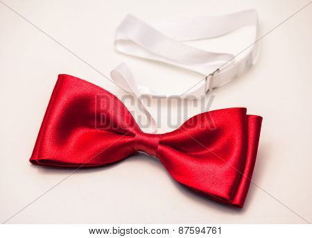 Red Jazzbow
