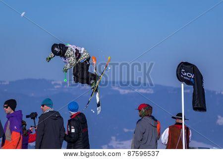 Szczepan Karpiel-Bu?ecka, Polish skier