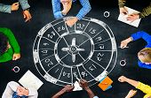 pic of gambler  - Roulette Casino Gambler Gambling Luck Concept - JPG