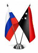 stock photo of papua new guinea  - Russia and Papua New Guinea  - JPG