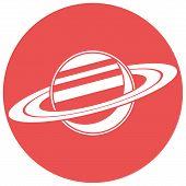 foto of saturn  - Saturn - JPG
