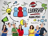 stock photo of idealistic  - Diversity Casual People Leadership Management Team Ideas Concept - JPG