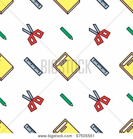Crisp Stationery Pattern