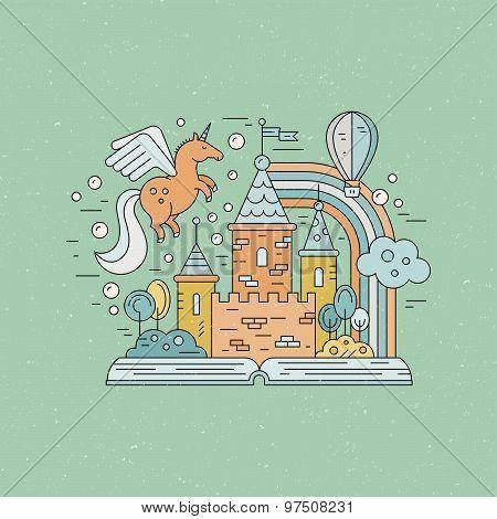 Vintage Fairytale
