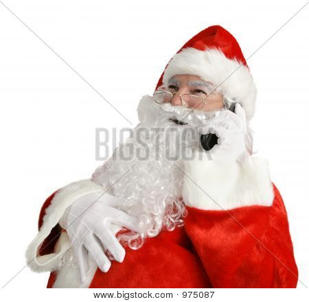 Santa'S Funny Phone Call