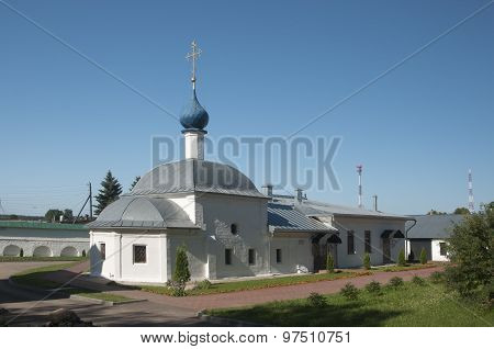 St. Theodor's Monastery, The Church Of The Kazan Icon Of The Mother Of God