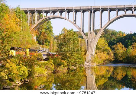 Scenic Excursion Train