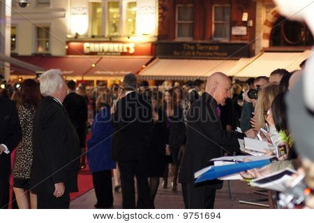 Sir Ben Kingsley At Never Let Me Go Premiere In Central London 11 October 2010