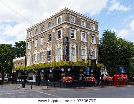 Mitre Pub Greenwich