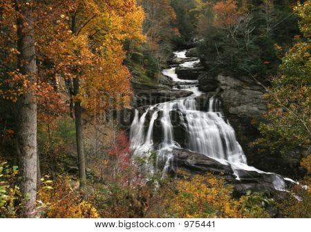 Cullasaja Falls