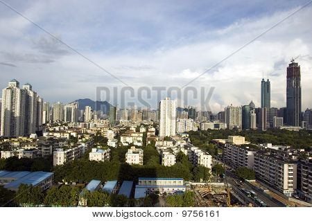Shenzhen Cityscape, Luohu District