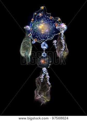 Elements Of Dream Catcher