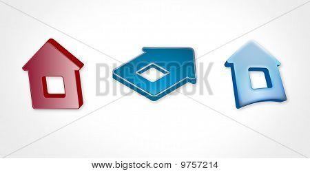 Three Icons Houses
