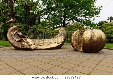 An interesting monument