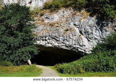 Sloupsko-sosuvske caves in the Moravian karst