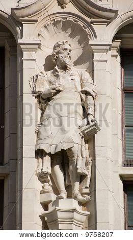 William Caxton Statue