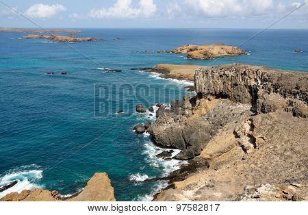 Islet And Cliffs