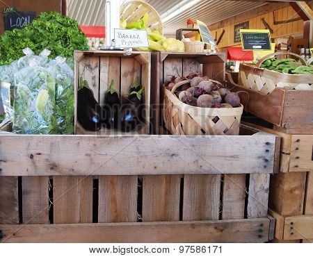 Country Vegetable Market