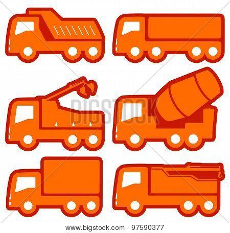 industrial transport set