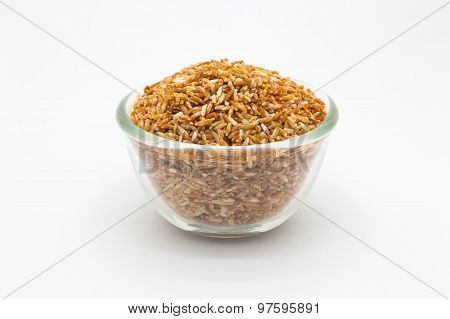 Mixed coarse rice