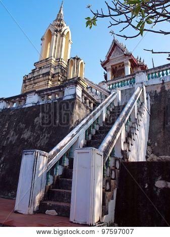Wat Phra Kaew In Khao Wang (phra Nakhon Khiri Historical Park)