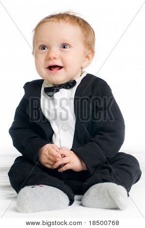 Sweet Baby In Tailcoat